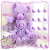 Lavender Teddy Bear Theme file APK for Gaming PC/PS3/PS4 Smart TV