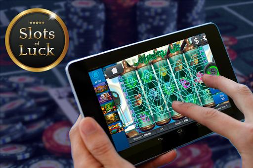 Игровые автоматы Slots of Luck screenshot 10