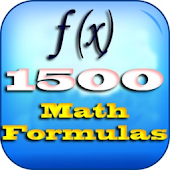 Learn All (1500)  Math Formulas & Equations
