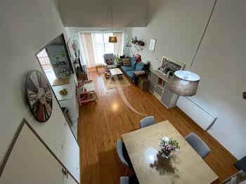 Appartement 4 pièces 87,72 m2
