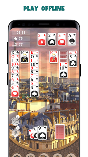 Solitaire Classic Card Game android2mod screenshots 5