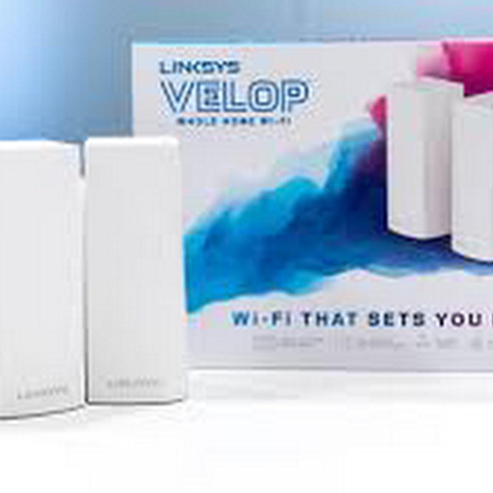 Linksys Velop Tri-band AC6600 Home WI-FI Mesh