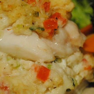Baked Stuffed Haddock With Seafood Stuffing Recipes