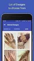 Mehndi Designs 2017 - screenshot thumbnail 05