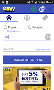 Easy.com.bd Recharge & Payment- screenshot thumbnail