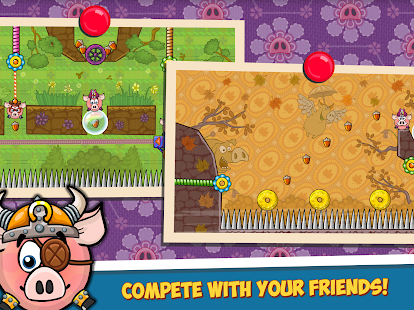 Piggy Wiggy Puzzle Challenge- screenshot thumbnail
