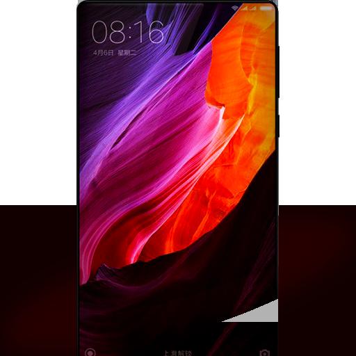 Theme Mi Mix 2 - Xiaomi Launcher