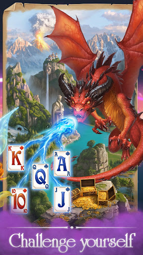 Solitaire Magic Story Offline Cards Adventure 133 screenshots 4