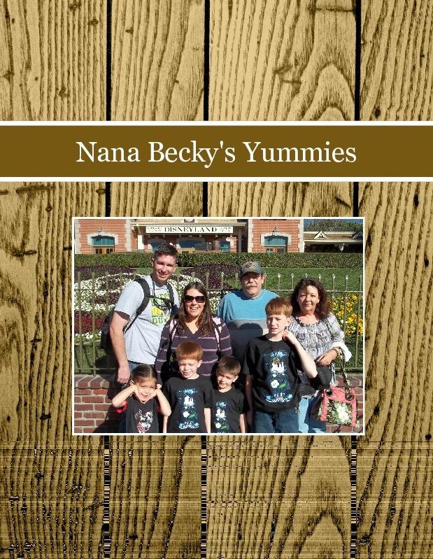 Nana Becky's Yummies