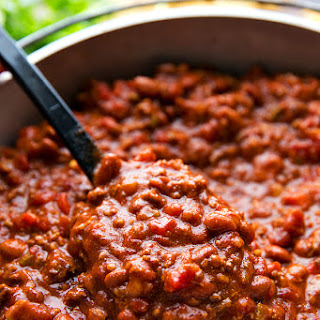 Sausage And Bacon Chili Recipes