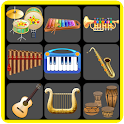 Musical İnstruments For Kids icon