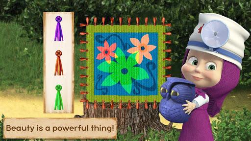 Masha and the Bear: Toy doctor 1.0.8 screenshots 15