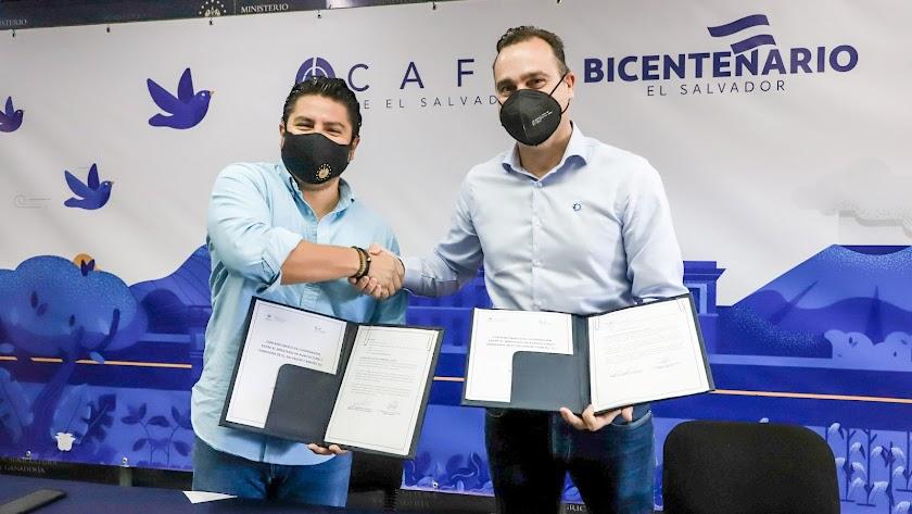 Acuerdo entre Kimitec y el Gobierno de El Salvador.