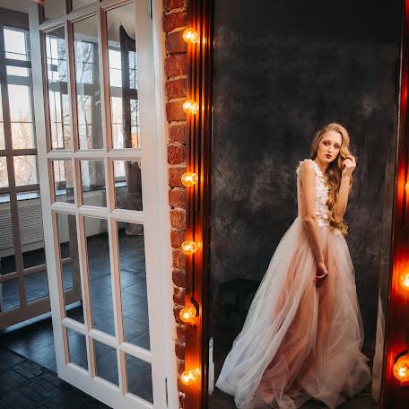 Wedding photographer Kristina Kalyagina (Matildada). Photo of 29.01.2018