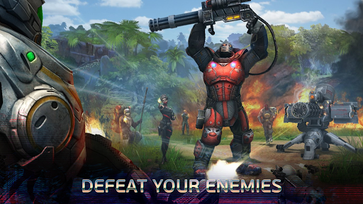 Evolution: Battle for Utopia. Shooting games free android2mod screenshots 19
