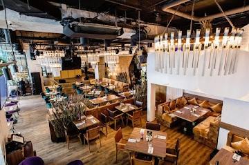 Ресторан Grand Урюк Berezka