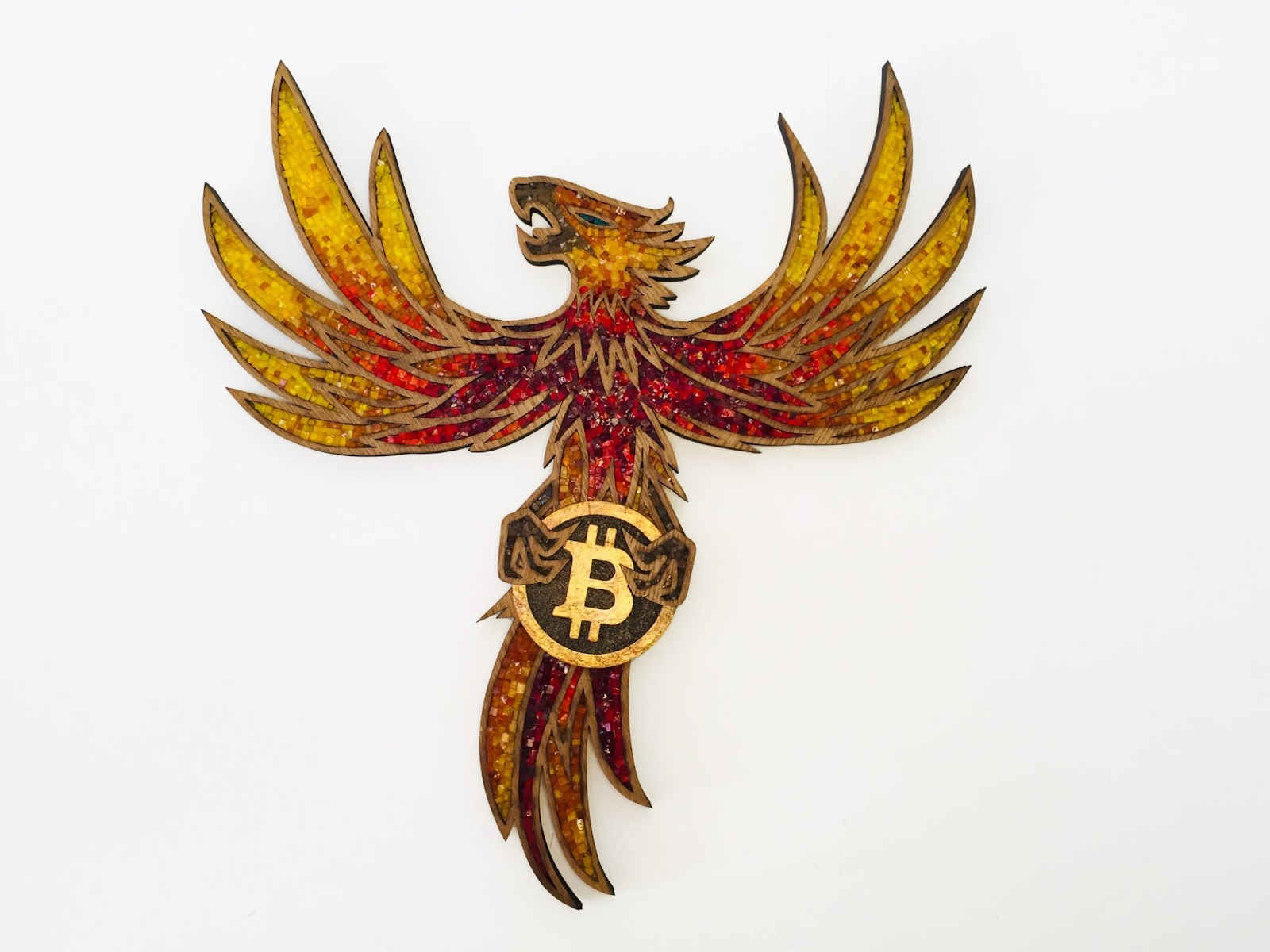 Scarce City's Lightning Auctions Debut Fetches 1 Bitcoin For BTC-Themed Art