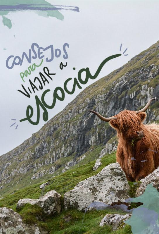 consejos para viajar a Escocia