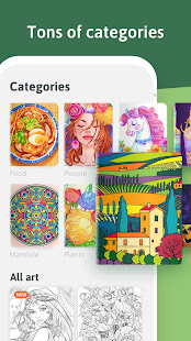 Colorscapes - Color by Number