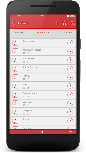玩免費個人化APP|下載超級響亮大音量手機鈴聲 app不用錢|硬是要APP