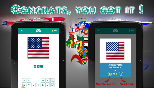 Flags of the World 1.1.5 screenshots 7