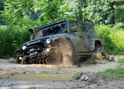 OFFROAD JEEP HILL CLIMBING MOD APK DOWNLOAD FREE HACKED VERSION 2020 1