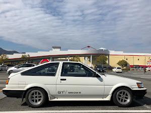 カローラレビン AE86 1986年式  GTV のカスタム事例画像 げれげれさんの2020年02月12日10:40の投稿