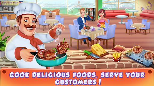 Chef Craze : Restaurant Cooking Game APK MOD – Pièces Illimitées (Astuce) screenshots hack proof 1