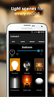 OnSwitch : Philips Hue / LIFX- screenshot thumbnail