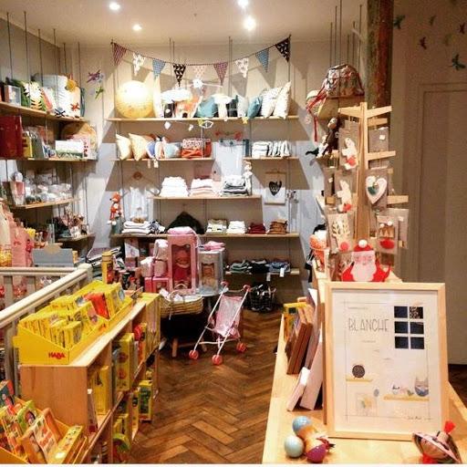 Machka Paris - concept store pour enfant- cadeau de naissance Illustre Albert