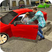 Crime Cars Street Driver: Gangster Games 2018