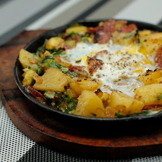 Potato Chorizo Hash Recipe