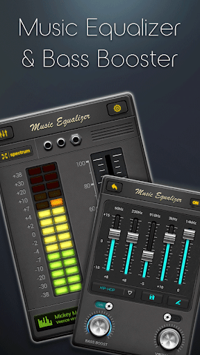 Equalizer - Music Bass Booster Screenshot