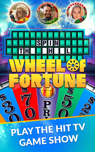 Wheel of Fortune: Free Play 3.50 screenshots 11