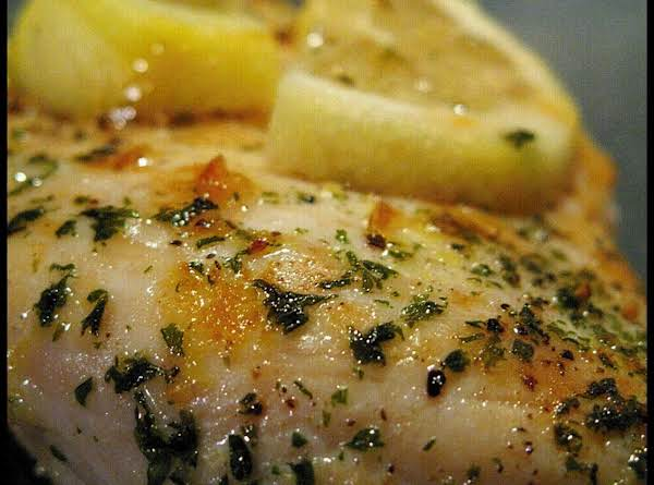 Lemon Garlic Chicken Breasts Recipe
