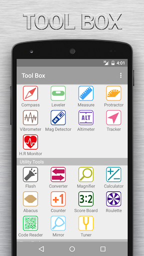 Tool Box (Free) 1.7.2.AF gameplay | AndroidFC 1
