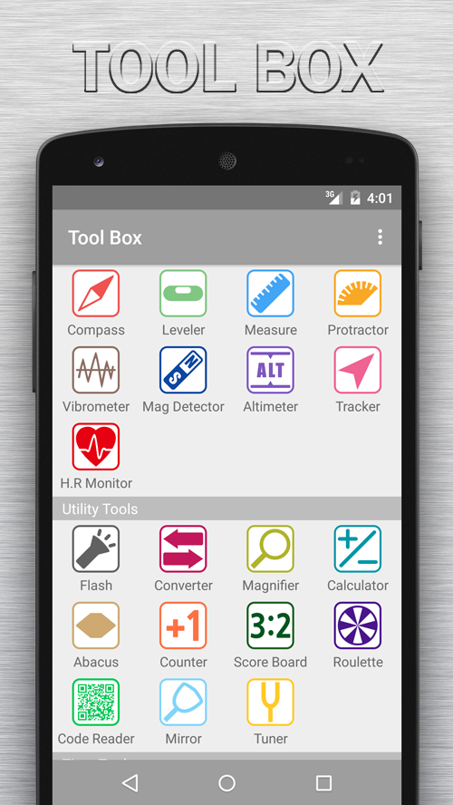 Tool Box (Free)- screenshot