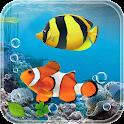 Aquarium Fish Live Wallpaper 2019: Koi Fish Free icon