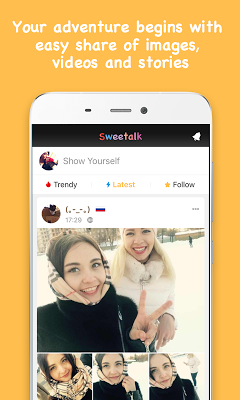 Sweetalk - screenshot