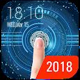 Lock Screen Security with Fingerprint Prank apk