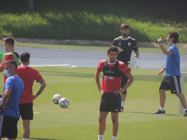 Mario Silva habla con Sivera.