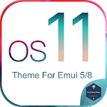 OS Emui 5/8 theme for Huawei 2.5