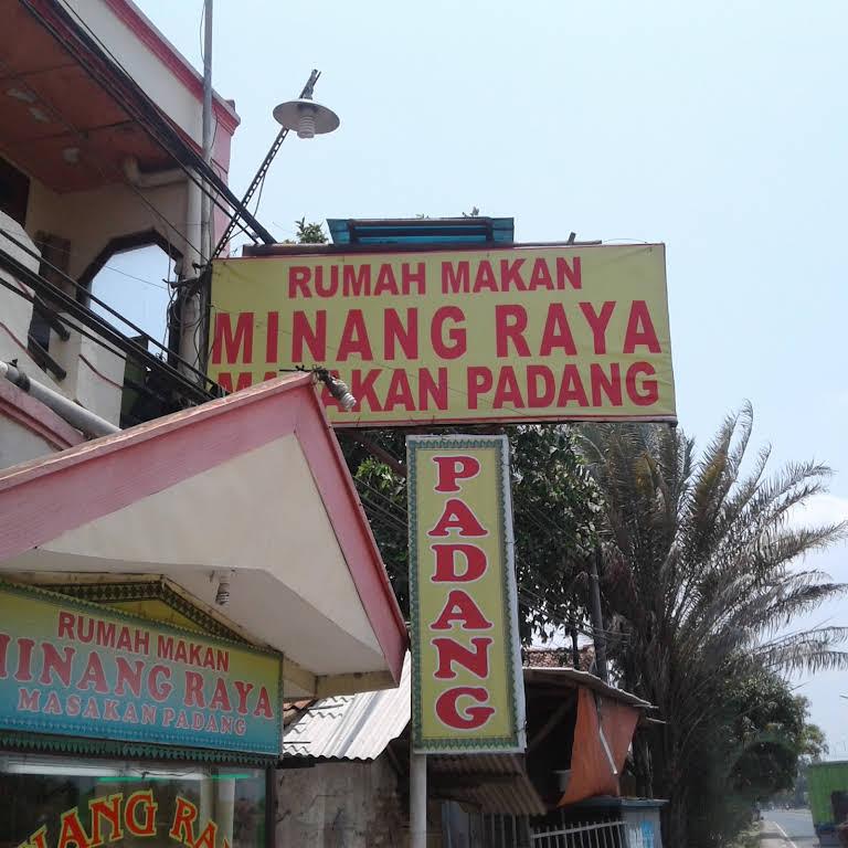 Rumah Makan Minang Raya Restoran Padang