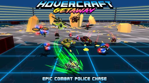 Hovercraft: Getaway 0.2.0 screenshots 1