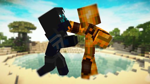 Battle Skin Mod for Minecraft