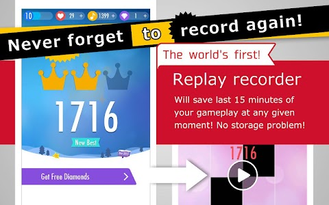 PlayingLife - Replay Recorder screenshot 0