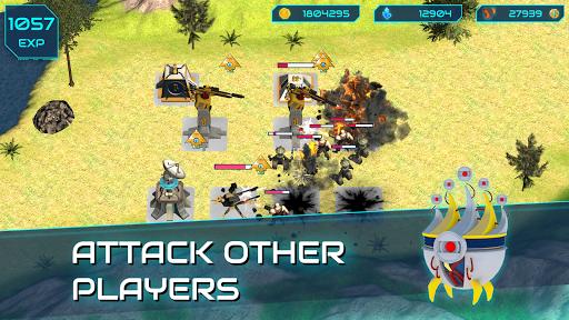 Boulder Base - Futuristic Castle Defense  screenshots 3
