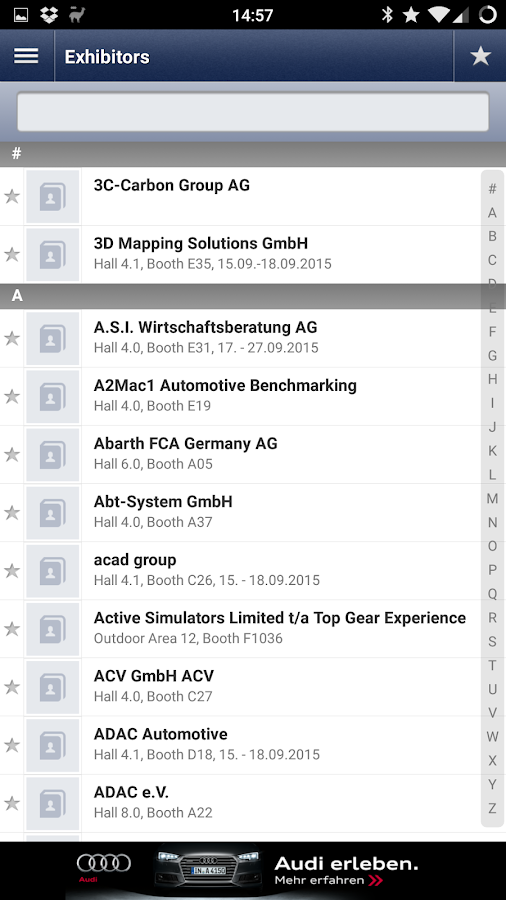 IAA Cars- screenshot