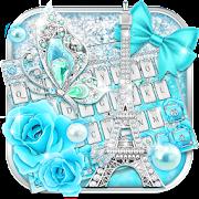Paris Diamond Butterfly keyboard