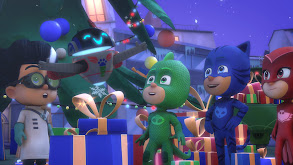 It's a PJ Masks Christmas thumbnail